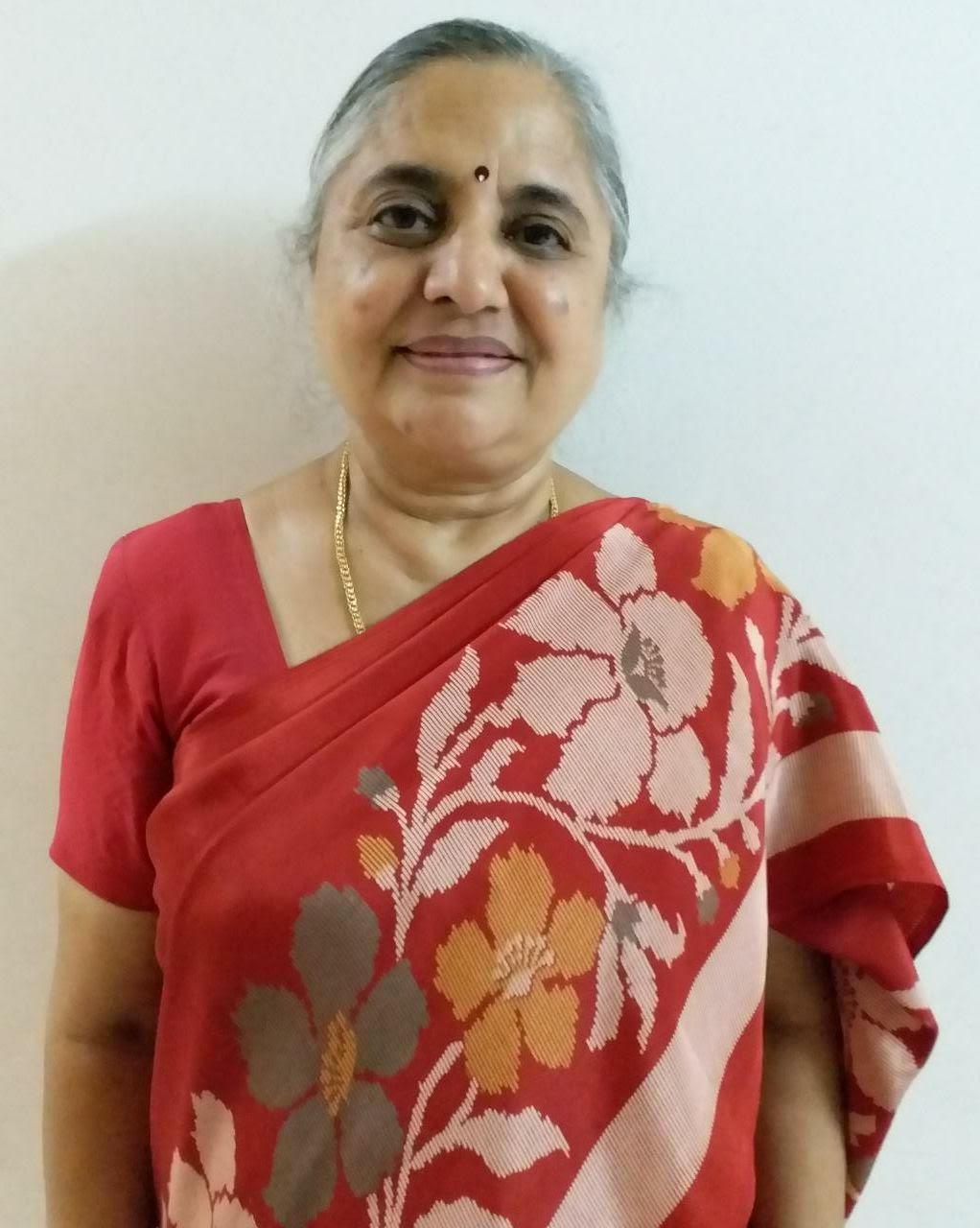 JAYALAKSHMI Volunteer at Counselling in Bangalore for Vishwas